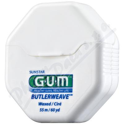 GUM nit Weawe voskovaná 54.8 m G1155MA