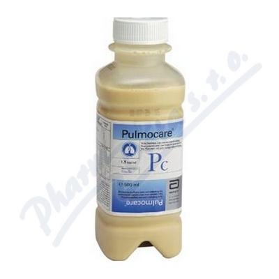 Pulmocare 500ml příchuť vanilka por.sol. 1x500ml