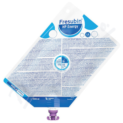 Fresubin HP Energy por.sol.8x1000ml
