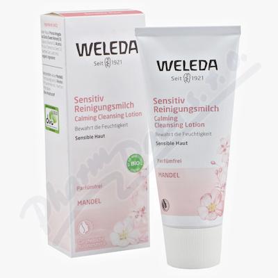 WELEDA Mandlové čisticí mléko 75ml