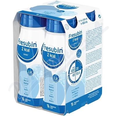 Fresubin 2kcal drink neutral por.sol.4x200ml
