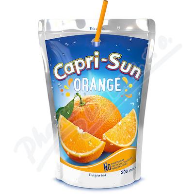 Capri Sun Pomeranč 200 ml