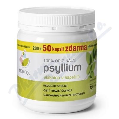 Psyllium cps.250 TOPNATUR