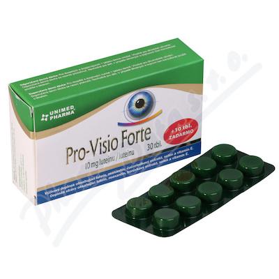Pro-Visio Forte tbl.30+10 zadarmo