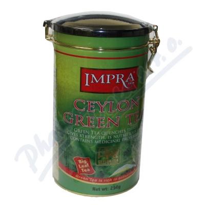 Čaj Ceylon Green Tea zelený sypaný 250g
