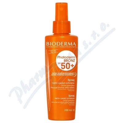 BIODERMA Photoderm BRONZ SPF50+ 200ml