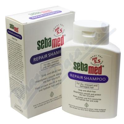 SEBAMED Šampon regenerační 200ml