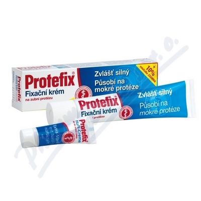 Protefix Fixační krém 47g + 4ml