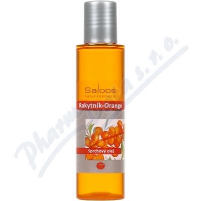 Saloos Sprchový olej Rakytník - Orange 125 ml