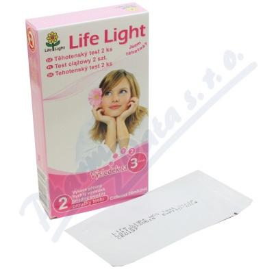 Těhotenský test Life Light 2ks
