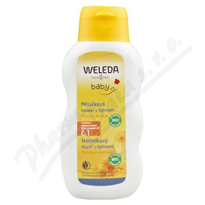 WELEDA Měsíčková koupel s bylinami 200ml