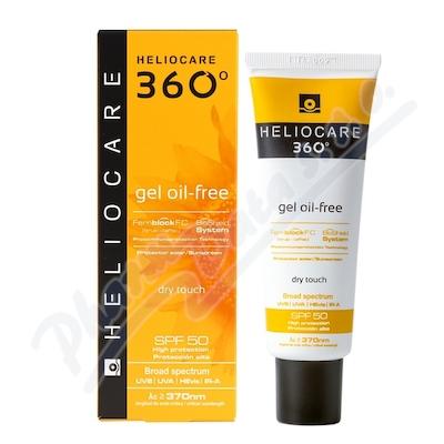 HELIOCARE 360° gel oil-free SPF50 50ml