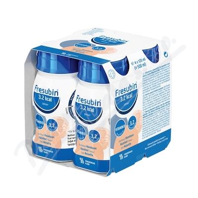 Fresubin 3.2kcal drink lískový oříšek 4x125ml