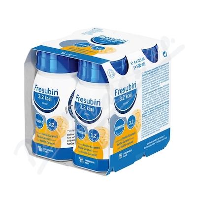 Fresubin 3.2kcal drink vanilka-karamel 4x125ml