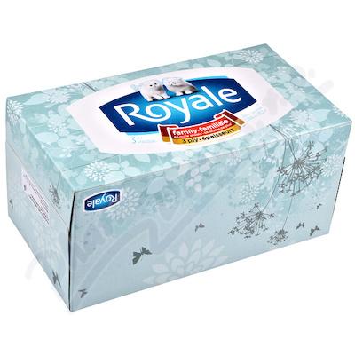 Kapesník papírový Royale Majesta 154ks 3 vrstvý