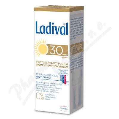 LADIVAL opalova.kr.na obličej pig.skvrny OF30 50ml