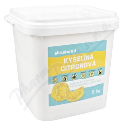 Allnature Kyselina citronová 5kg