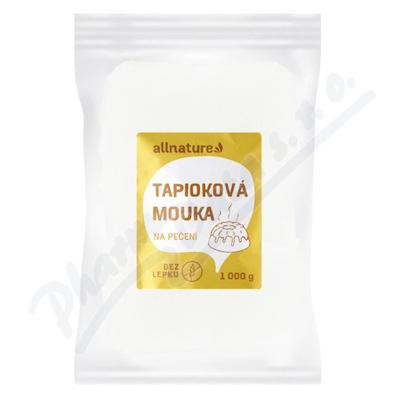 Allnature Tapioková mouka 1000g