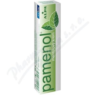 Alpa bylinný masážní krém Pamenol 40g