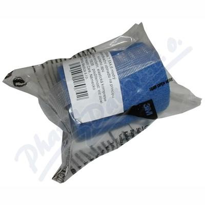 3M Coban elast.samofix.obin.7.5cmx4.5m 1ks modré