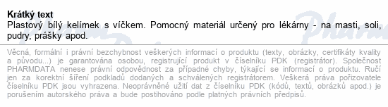 Kelímek s víčkem 1000ml PSH Č+N