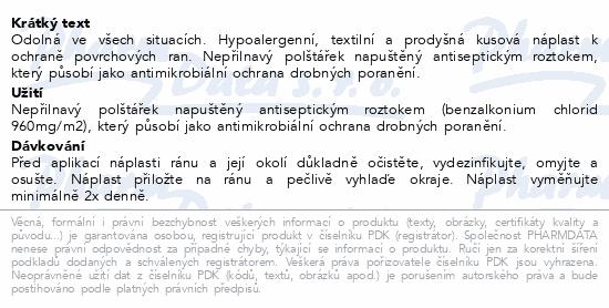 URGO RESISTANT Odolná náplast 20ks