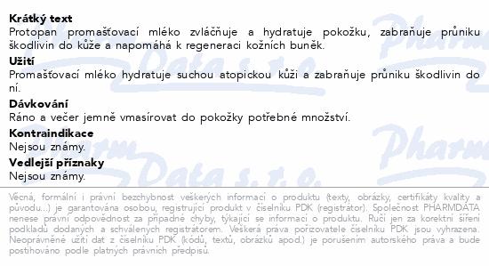 Protopan Body lotion 150ml