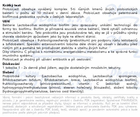 Favea ProbioLact tob.30