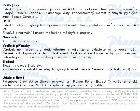 Polenal Forte patent na prostatu tbl.100